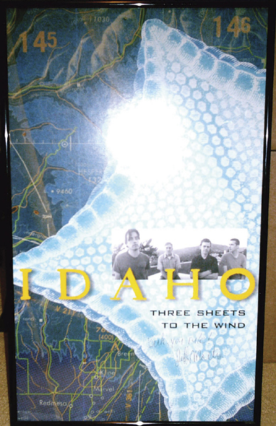 three sheets to the wind poster